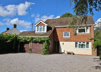 Thumbnail 4 bedroom detached house for sale in Hill Bottom, Whitchurch Hill, Reading