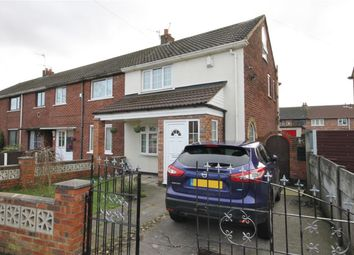 Thumbnail 2 bed town house for sale in Hanley Road, Widnes