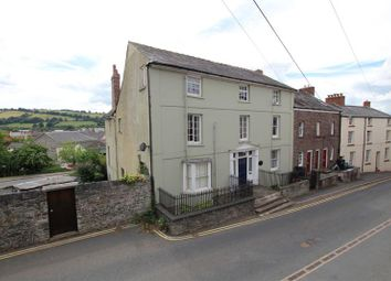 Thumbnail 6 bed end terrace house for sale in Mount Street, Brecon