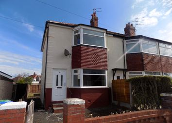 Thumbnail 2 bed semi-detached house to rent in Valeway Avenue, Thornton-Cleveleys