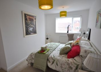 Thumbnail 2 bed flat for sale in Rowallan Way, Chellaston, Derby