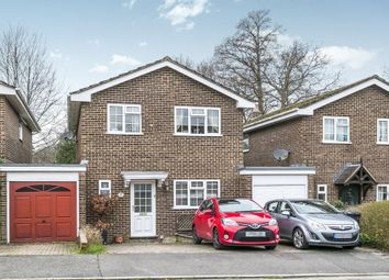 Thumbnail 4 bed link-detached house for sale in Drummond Close, Haywards Heath