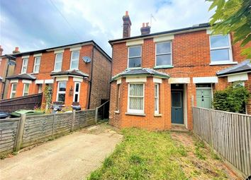Thumbnail 3 bed semi-detached house for sale in Caxton Gardens, Guildford, Surrey