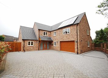 Thumbnail 4 bed detached house for sale in Church Street, Shirland, Alfreton