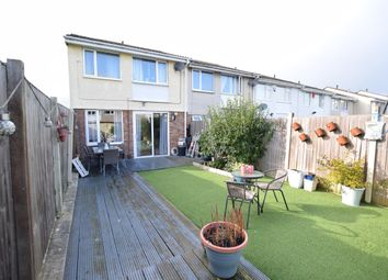 Thumbnail 3 bed end terrace house for sale in Meadowside Drive, Bristol