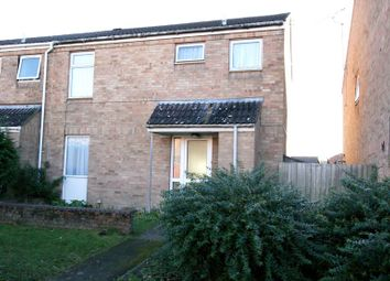 Thumbnail 3 bedroom end terrace house for sale in Yeatminster Road, Canford Heath, Poole