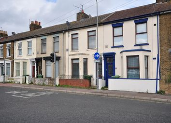 Thumbnail 3 bedroom terraced house to rent in Trinity Road, Sheerness