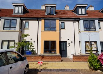 Thumbnail 3 bed town house for sale in Canal Court, Saxilby, Lincoln