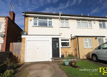 Thumbnail 3 bed end terrace house for sale in Victor Road, Harrow