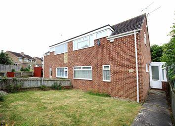 Thumbnail 3 bed semi-detached house for sale in Mundy Avenue, Eldene, Swindon