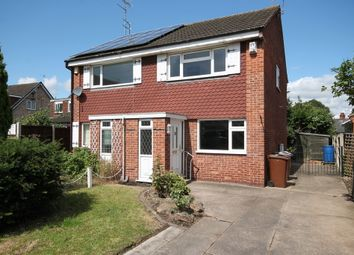 Thumbnail 2 bed semi-detached house to rent in Lion Close, Nottingham