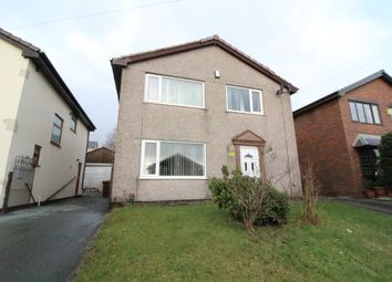 Thumbnail 4 bed detached house for sale in Ronaldsway Close, Bacup