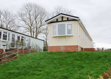 Thumbnail 2 bedroom detached house for sale in Oversley Mill Park, Oversley Green, Alcester