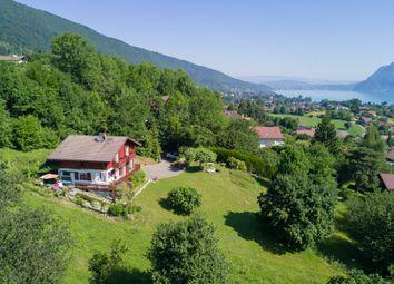Thumbnail Detached house for sale in Lake Annecy West Side, Sévrier, Seynod, Annecy, Haute-Savoie, Rhône-Alpes, France
