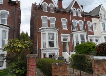 Thumbnail 1 bed flat to rent in Salisbury Road, Southsea, Hampshire