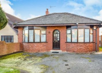 Thumbnail 3 bed bungalow for sale in Rackford Road, North Anston, Sheffield