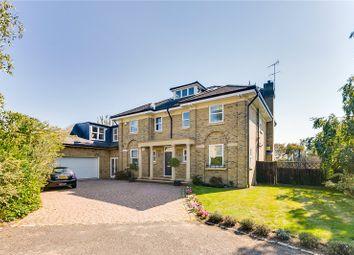 Burges Grove, Barnes, London SW13. 7 bed detached house for sale