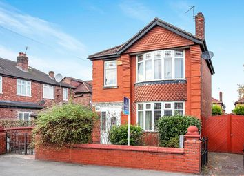 3 bed detached house to rent in Roxton Road, Stockport SK4