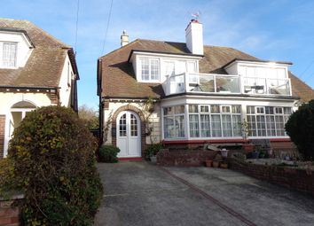 Thumbnail 4 bed semi-detached house to rent in Trafalgar Road, Clacton-On-Sea, Essex