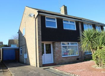 3 bed semi-detached house for sale in East Leys Court, Moulton, Northampton NN3
