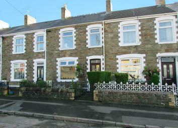 Thumbnail 3 bed terraced house for sale in Glossop Terrace, Pencoed, Bridgend.