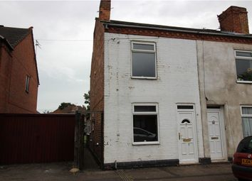 Thumbnail 2 bed end terrace house for sale in Harrington Street, Allenton, Derby