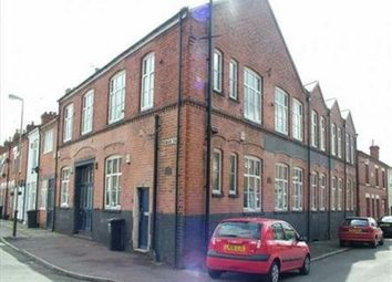 Thumbnail 1 bed flat to rent in Denmark Road, Leicester