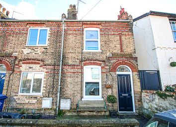 Thumbnail 2 bed end terrace house for sale in Exeter Road, Newmarket