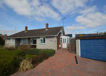 Thumbnail 2 bed semi-detached bungalow for sale in Romulus Close, Mile End, Colchester