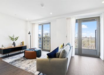 Thumbnail 3 bed flat for sale in Royal Docks West, Royal Victoria Docks, Western Gateway