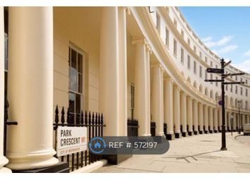 Thumbnail Studio to rent in Park Crescent, London