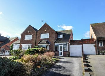 Thumbnail 3 bed semi-detached house for sale in Quarry Lane, Northfield, Birmingham