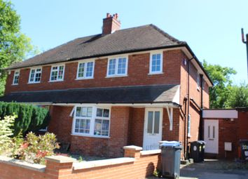 Thumbnail 2 bed flat to rent in Heath Road, Bournville, Birmingham