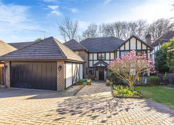 Thumbnail 5 bed detached house for sale in Fulmer Drive, Gerrards Cross, Buckinghamshire