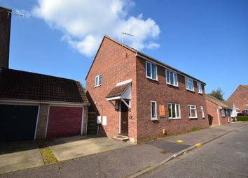 Thumbnail 3 bed semi-detached house to rent in Elizabeth Way, Wivenhoe, Colchester