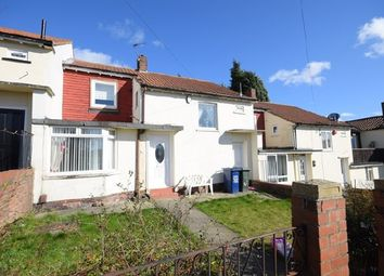Thumbnail 2 bed terraced house to rent in Burnfoot Way, Newcastle Upon Tyne