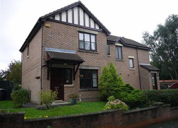 Thumbnail 2 bedroom semi-detached house to rent in Hazeldene, Westhoughton, Bolton
