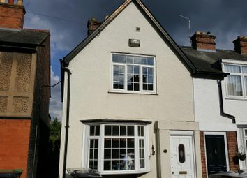 Thumbnail 2 bed end terrace house for sale in Kings Road, Oakham