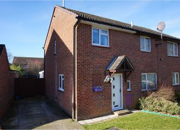 Thumbnail 2 bed semi-detached house to rent in Mortimer Gardens, Tadley