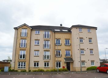 Thumbnail 2 bed flat for sale in Cambridge Crescent, Clarkston, Airdrie