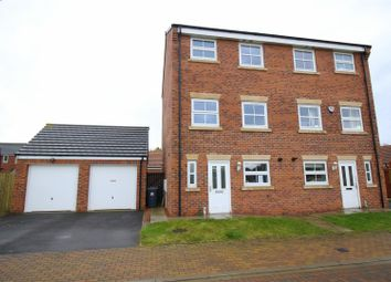 Thumbnail 4 bed town house for sale in The Lanes, Darlington