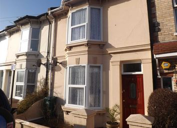 Thumbnail 3 bed terraced house to rent in Abinger Road, Portslade, Brighton