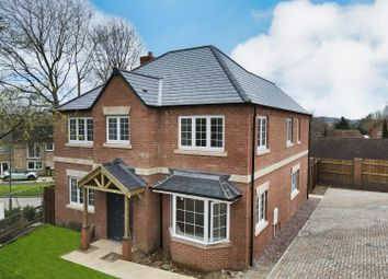 Thumbnail 5 bed detached house for sale in Simpson, Simpson, Milton Keynes