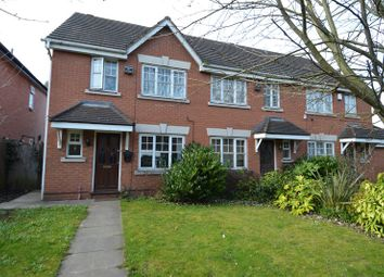 Thumbnail 3 bedroom end terrace house for sale in Pershore Road, Edgbaston, Birmingham