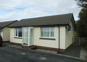 Thumbnail 2 bed bungalow for sale in Chalet No. 1, Borve, Portree