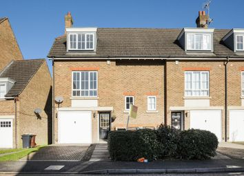 Thumbnail 3 bedroom town house for sale in Goodhall Close, Stanmore
