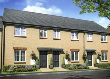 Thumbnail 3 bed semi-detached house for sale in The Newmarket, Eastrea Road, Whittlesey, Peterborough