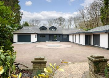 Thumbnail 6 bed detached house for sale in Saddleback Drive, Castle Hill, Prestbury, Macclesfield