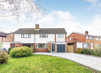 4 bed semi-detached house for sale in Harwood Road, Lichfield WS13