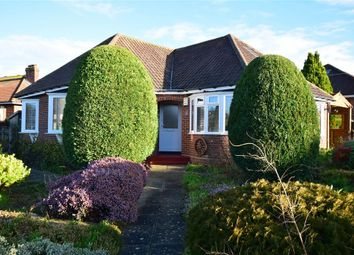Thumbnail 3 bed bungalow for sale in Coombe Rise, Worthing, West Sussex